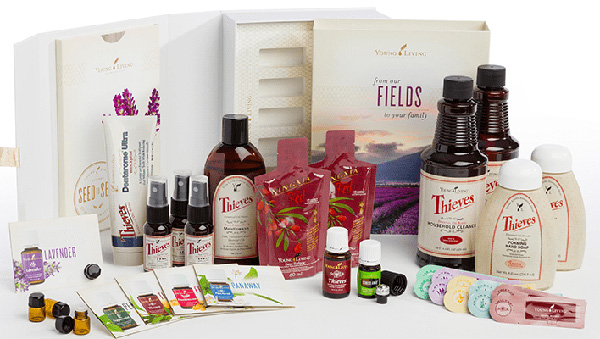 Young Living Essential Oils Thieves Starter Kit