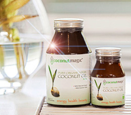 Coconut Magic Coconut Oil Tasting