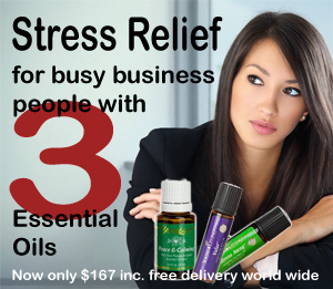 Stress Relief For Busy Business People