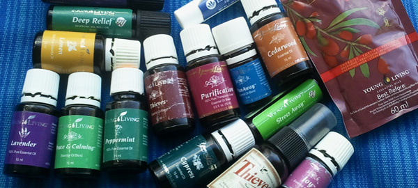 Top Essential Oils For Air Travel