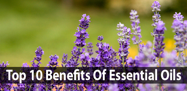 Top 10 Benefits Of Essential Oils