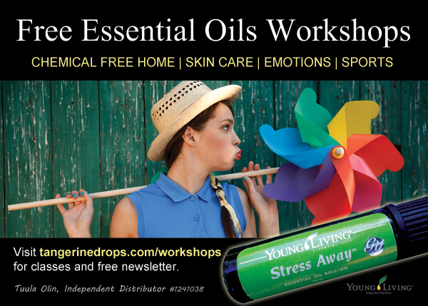 Free Essential Oil Workshops Brisbane