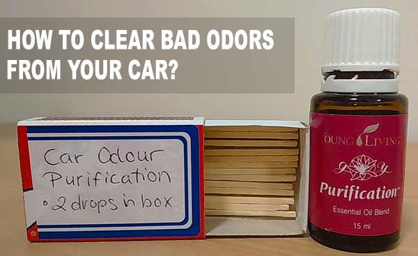 Tip How To Clear Bad Odors From Your Car